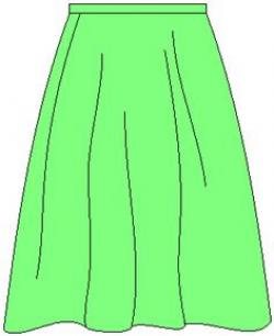 Dress clipart teacher