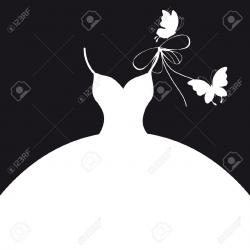 Gown clipart animated