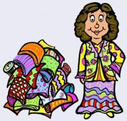 Dress clipart wacky