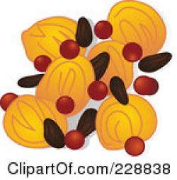 Dried Fruit clipart
