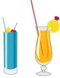 Alcohol clipart mixed drink