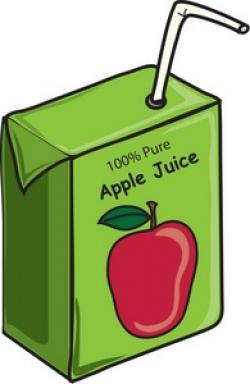 Drink clipart apple juice