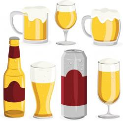 Alcohol clipart beer glass