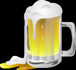 Foam clipart beer mug