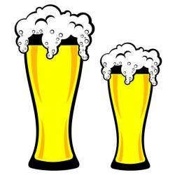 Foam clipart beer glass