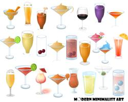 Alcohol clipart beer wine