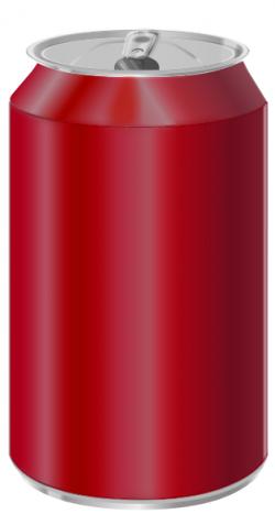 Boose clipart aluminum can
