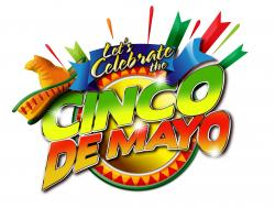 Latin clipart cinco de mayo