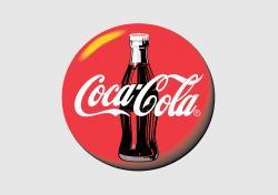 Coca Cola clipart logo