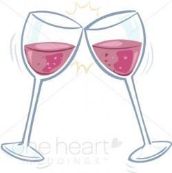 Champagne clipart drinking glass
