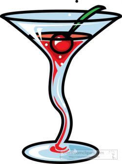 Beverage clipart cocktail