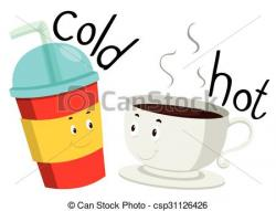 Drink clipart hot and cold