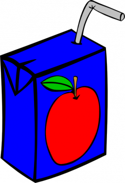 Drink clipart juice carton