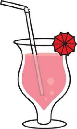 Beverage clipart fruit punch