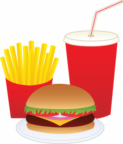 Pop Art clipart french fry