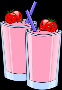 Smoothie clipart fruit smoothie