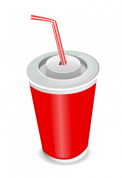 Drink clipart soda cup