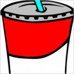 Beverage clipart soda cup