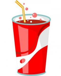 Drink clipart soft drink