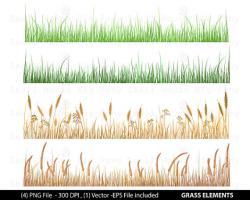 Dry Grass clipart