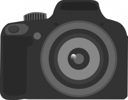 Canon clipart photographer camera
