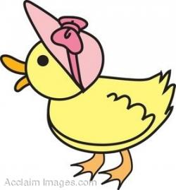 Chick clipart duckling