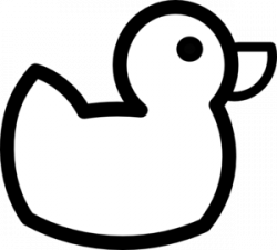 Drawn duckling basic