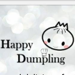 Dumpling clipart happy