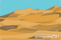 Oasis clipart desert sand