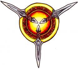Dungeons & Dragons clipart asmodeus symbol