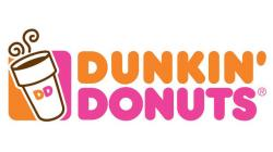 Dunkin Donuts clipart brownie