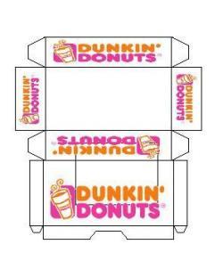 Dunkin Donuts clipart donut shop