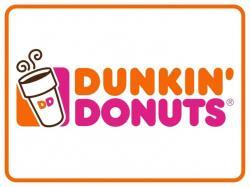 Dunkin Donuts clipart muffin
