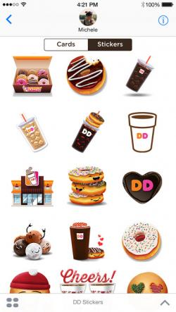 Dunkin Donuts clipart unhealthy healthy food