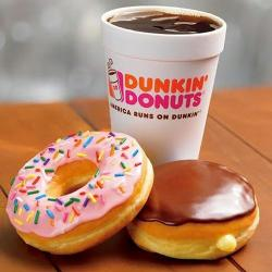 Dunkin Donuts clipart unhealthy snack