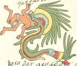 South America clipart myth legend
