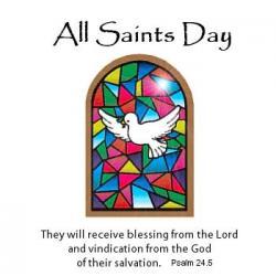 Prophecy clipart all saint