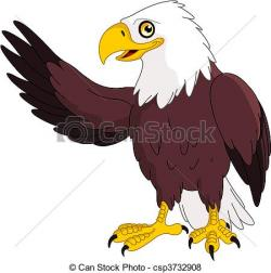 Bald Eagle clipart beak