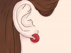 Piercing clipart