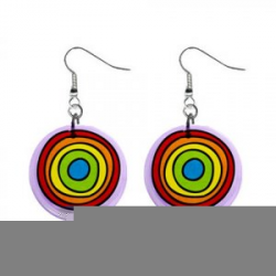 Earrings clipart cartoon
