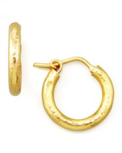 Earrings clipart gold ring