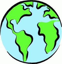 Geography clipart earth