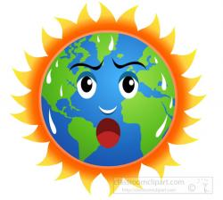 Geography clipart global warming