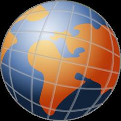 Globe clipart universal