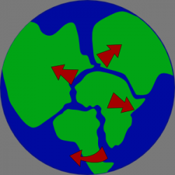 Continent clipart globe