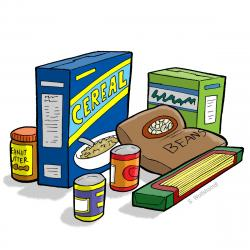 Sardine clipart canned goods