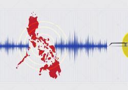 Earthquake clipart philippine
