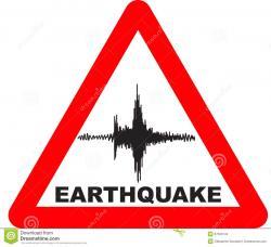 Quaka clipart terremoto