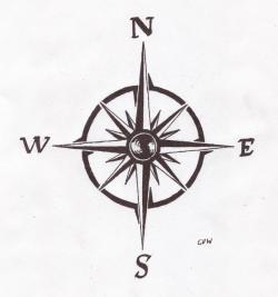 Drawn compass deviantart