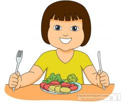 Vegetables clipart healthy eating
